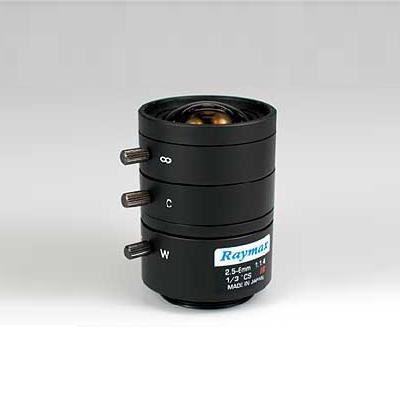 Raymax LTV2Z2514CS-IR 1/3 inch CS-mount vari-focal lens