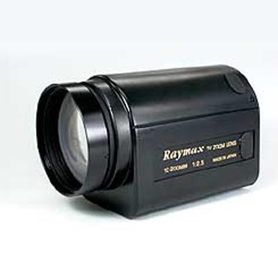 Raymax RHM20Z1025GAP 1/2 inch motorised zoom lens with presets