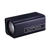 Raymax RHM30Z1028GAP 1/2 inch motorised zoom lens with presets