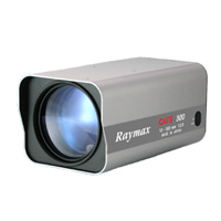 Raymax RHM30Z1028GAP-IR 1/2 inch IR corrected, 1.3MP motorised lens with presets