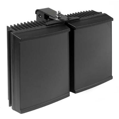 Raytec RM200-AI50 - RAYMAX 200 Series, 50 ~ 100 degree, 850nm adaptive IR illuminator + PSU