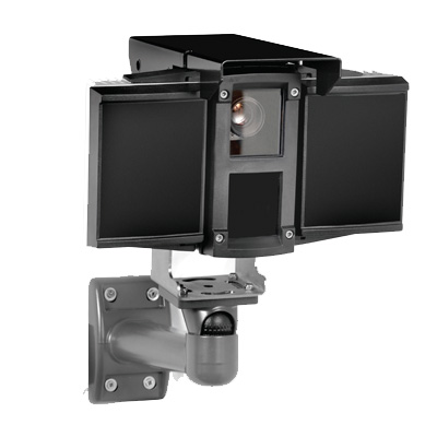 Raytec RV2-20-P integrated licence plate capture camera with LED power control