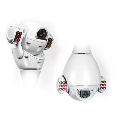 RedVision RVX28-IR-W external true day / night IR dome camera
