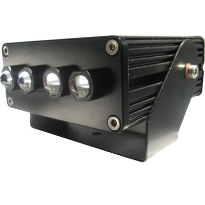RZ800/50/830W infra-red lamp with 50m night vision