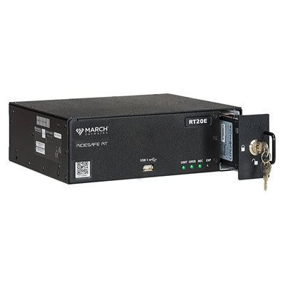 March Networks RideSafe RT Series 20 channels network video recorder