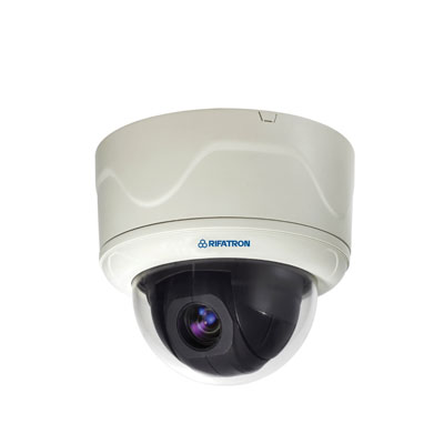 Rifatron iSD-23 speed dome camera with 10x zoom