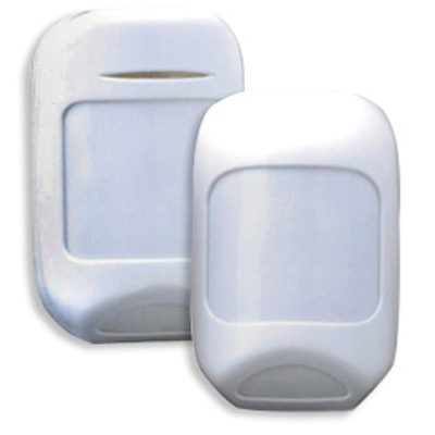 RISCO Group Gardscan M and Q pir detectors with two colour LED display
