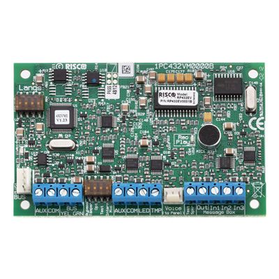 RISCO Group LightSYS Voice Module multi-lingual