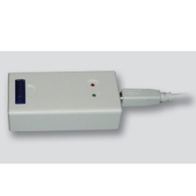 RISCO Group PC-USB Interface enables communication between a PC-USB port to one or more of RISCO Group's access controllers