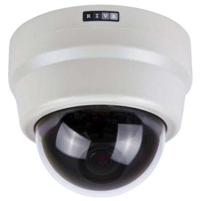 RIVA RC3102HD-5311 True Day/night Full HD IP Dome Camera