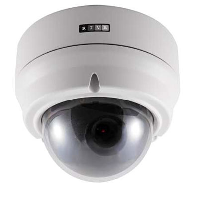 RIVA RC3502HD-5311 H.264 Full HD Outdoor Fixed IP Dome Camera