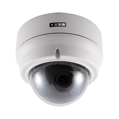 RIVA RC3502HD-6311 true day/night outdoor fixed IP dome camera