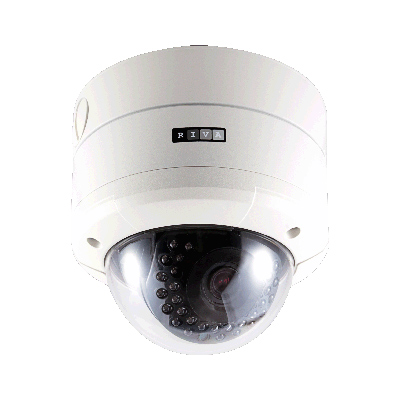 RIVA - video surveillance cameras with built-in video analytics - the next generation