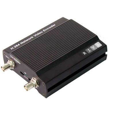 RIVA RE110 1 Channel H.264 D1 Network Video Encoder