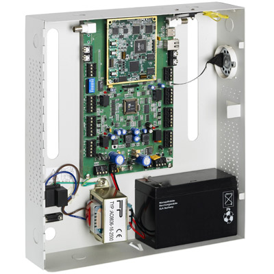 AC-525 - Video integrated networked two-door access controller