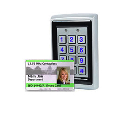 Rosslare launches exclusive new anti-vandal Mifare® smartcard readers with metallic body