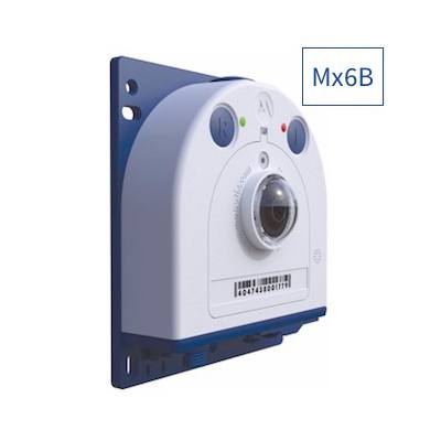 MOBOTIX Mx-S26B-6N016 S26B Complete Cam 6MP, B016 (Night)