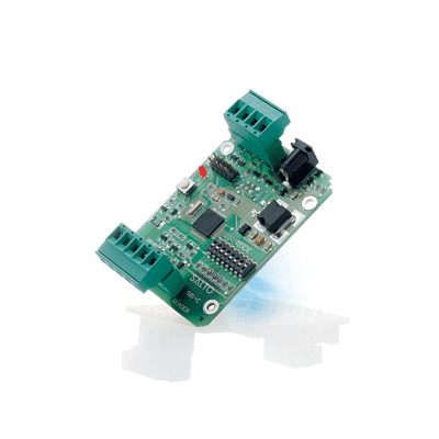 SALTO CUADAPT access control controller accessory to integrate with third party devices such as time and attendance systems