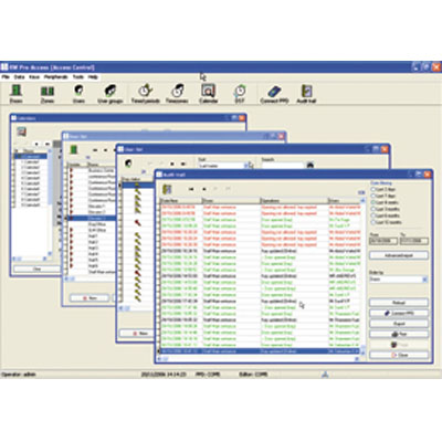 SALTO HAMS Hotel Access Management Software for the control of hotel access and guest management