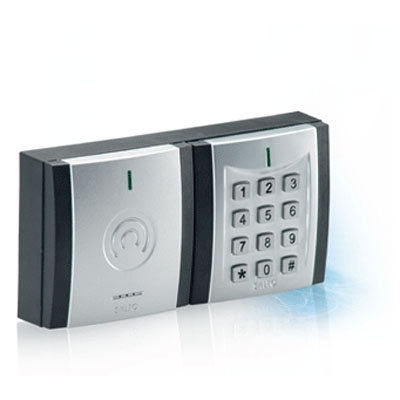 SALTO XS4 WRM keypad allows for the additional use of a Personal Identification Number (PIN)