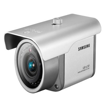 Samsung Electronics SIR-4150 1/3 Day & Night, IR LED Camera with Built-in Varifocal Lens