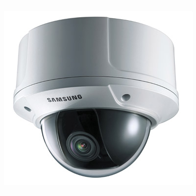 "Samsung Electronics SNC-B5395P 1/3"" vandal-resistant fixed dome network camera"