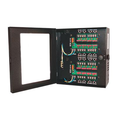 Samsung PWR-24AC-8-4UL 8 camera 24VAC power supply