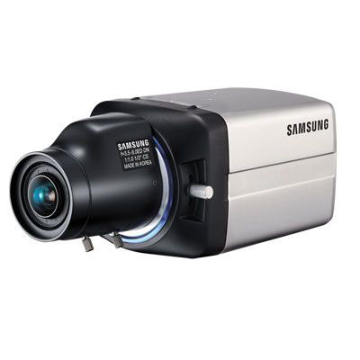 Hanwha Techwin America SCB-2002PH true day/night boxed camera with 650 TVL resolution