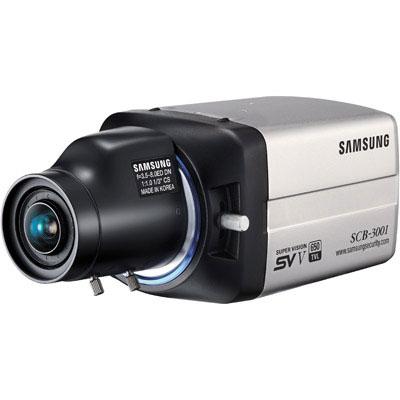 Hanwha Techwin America SCB-3000 700TVL true day/night boxed camera