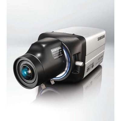 Hanwha Techwin America SCB-3000P true day / night super high resolution camera with WDR