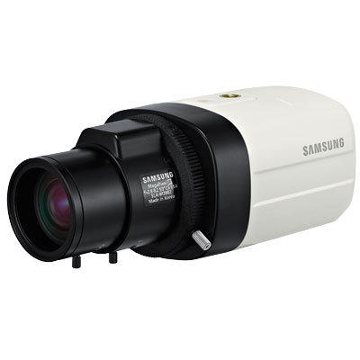Samsung SCB-5000 1000 TVL box camera with motion detection