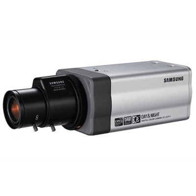Samsung SCC-B2011P CCTV camera with exclusively developed DSP chip