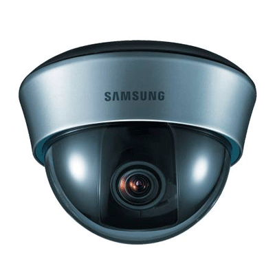 Hanwha Techwin America SCC-B5355P dome camera with horizontal and vertical mirroring function