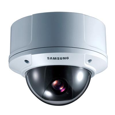 Hanwha Techwin America SCC-B5397P WDR anti-vandal dome camera