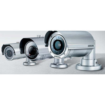 Samsung SCC-B9372P bullet type IR leds day & night camera