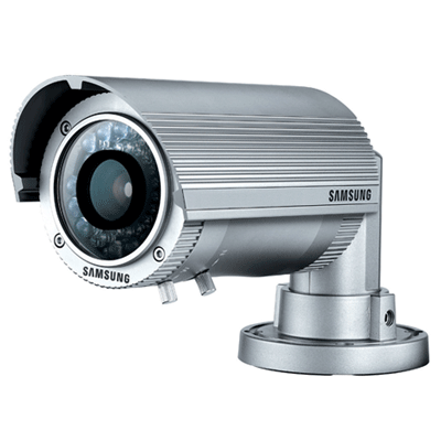 Samsung SCC-B9373P CCTV camera with water resistant IP66 protection