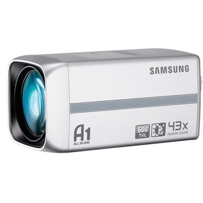Samsung SCC-C4255P CCTV camera with virtual progressive scan