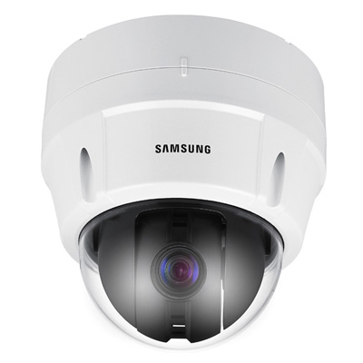 Samsung SCC-C6325P 10x zoom mini SmartDome camera