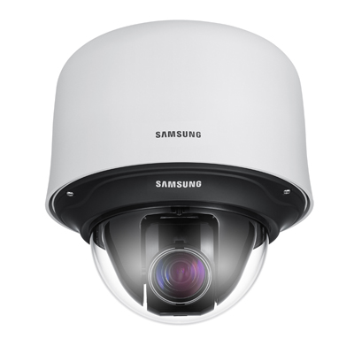 Samsung SCC-C7453P 43x optical zoom high SmartDome camera