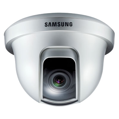 Samsung SCD-1080P 600 TVL Fixed Dome Camera