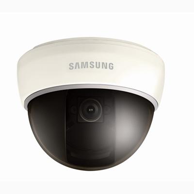 Hanwha Techwin America SCD-2010P 1/3-inch high resolution mini dome camera
