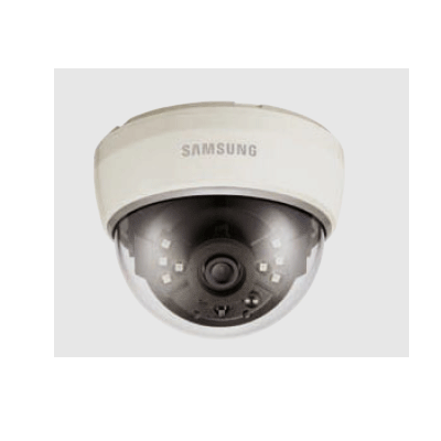 Samsung SCD-2020R dome camera with built-in fixed lens