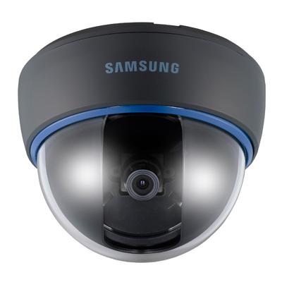 Samsung SCD-2021B 1/3 Inch Color / Monochrome Dome Camera
