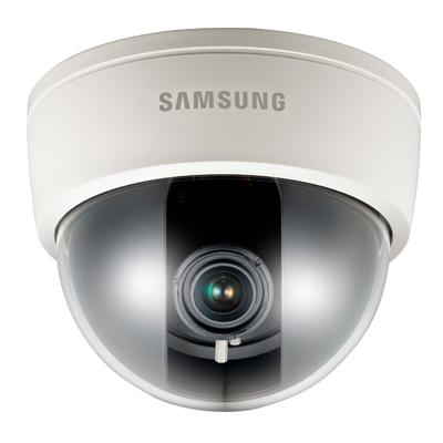 Hanwha Techwin America SCD-2060E 1/3 inch colour / monochrome dome camera