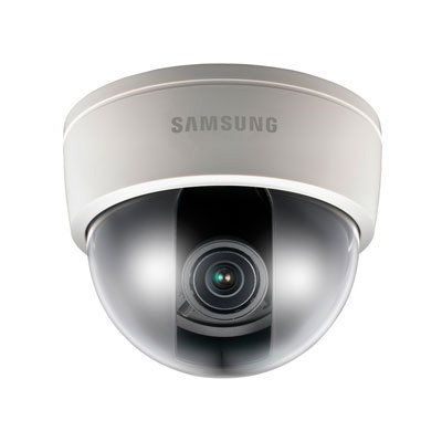 Samsung SCD-2080(B) 600 TV Lines  Day & Night Varifocal Dome Camera