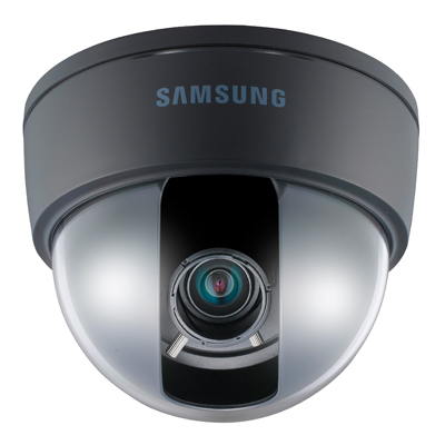 Hanwha Techwin America SCD-2080B 1/3 inch colour / monochrome dome camera with 700 TVL resolution