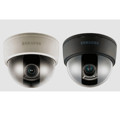 Samsung SCD-2080E dome camera with motion detection