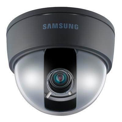 Samsung SCD-2080EB 1/3 inch colour / monochrome dome camera with 700 TVL resolution