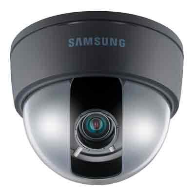"Hanwha Techwin America SCD-2080EN 1/3"" High Resolution Varifocal Dome Camera"