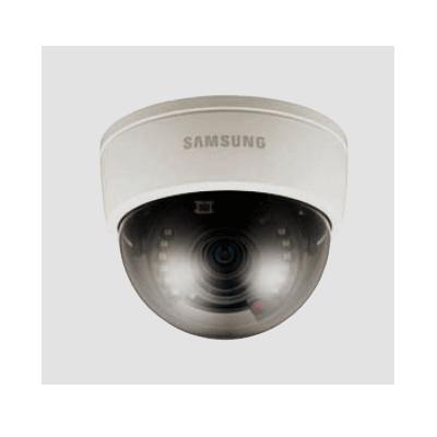 Hanwha Techwin America SCD-2080R dome camera with high resolution of 600 TVL